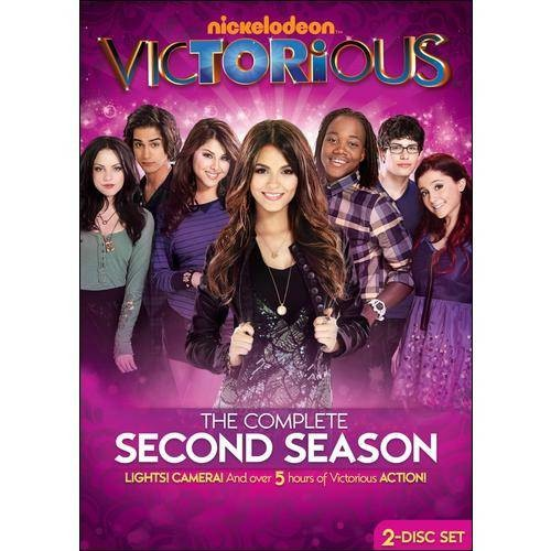 Victorious: The Complete Second Season [2 Discs] [DVD]