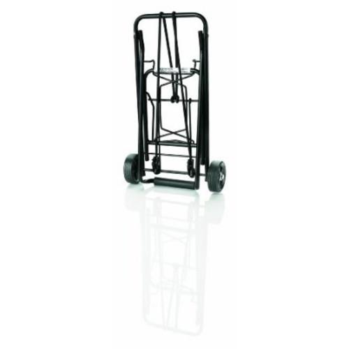 Conair Travel Smart Ts36fc Luggage Cart Folded-Up Elastic Safety Cord Steel Sturdy Platform