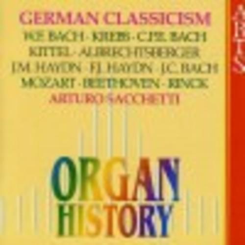 German Classicism - CD - Various