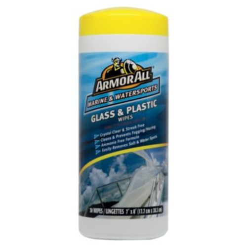 Armor All Glass & Plastic Wipes