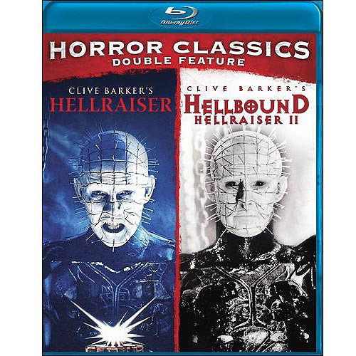 Horror Double Feature (Blu-ray Disc)