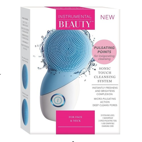 Instrumental Beauty Sonic Touch Cleansing System, 1 Count