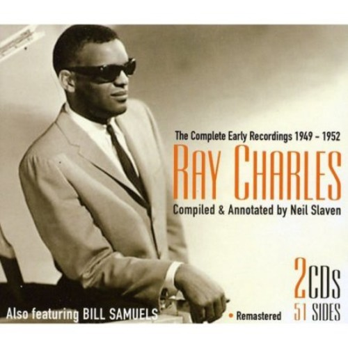 The Complete Early Recordings 1949-1952 [CD]