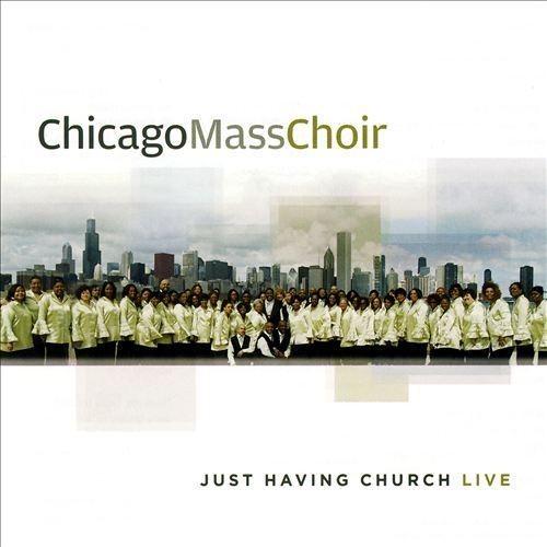 Just Having Church [CD]