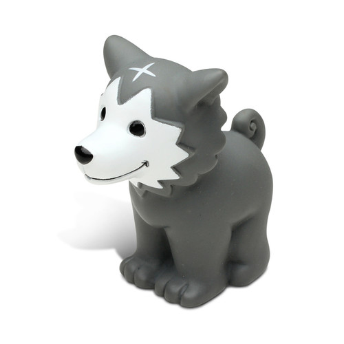 Puzzled Wolf Squirter Bath Toy
