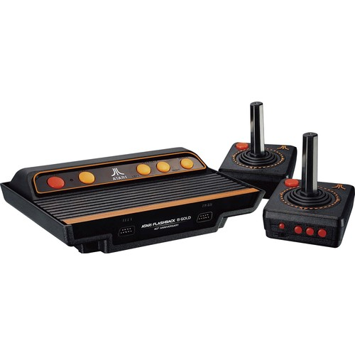 Atari - Flashback 8 Gold Console - Black