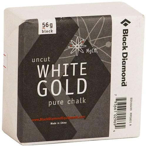 Black Diamond White Gold Chalk Block - 56g