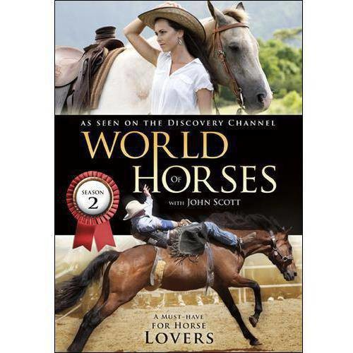 World of Horses: Season 2 [DVD]