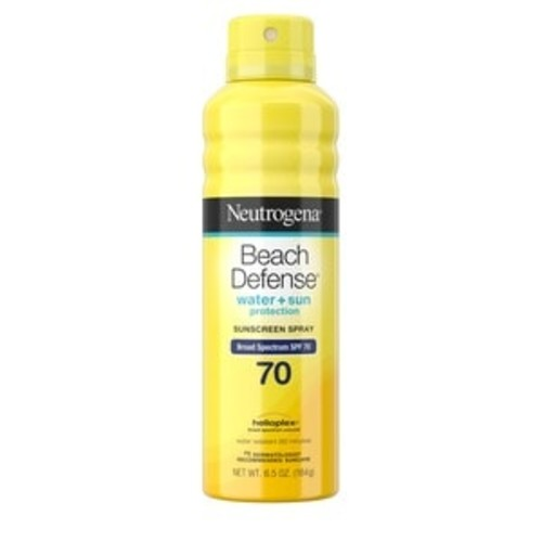 Neutrogena Beach Defense Spray Sunscreen SPF 30, 6.7 OZ