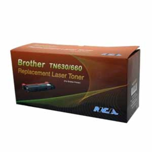 Ninja for Brother TN630/TN660 High Yield Toner Cartridge - Black