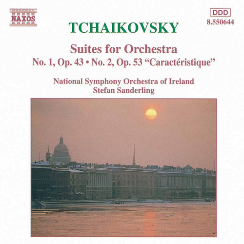 Various - Tchaikovsky: Suites Nos. 1 & 2