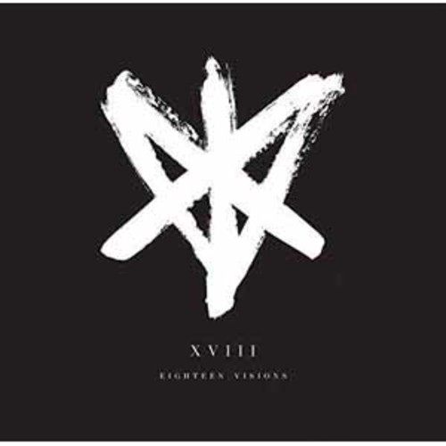 Eighteen Visions - Xviii [Explicit Content] [Audio CD]
