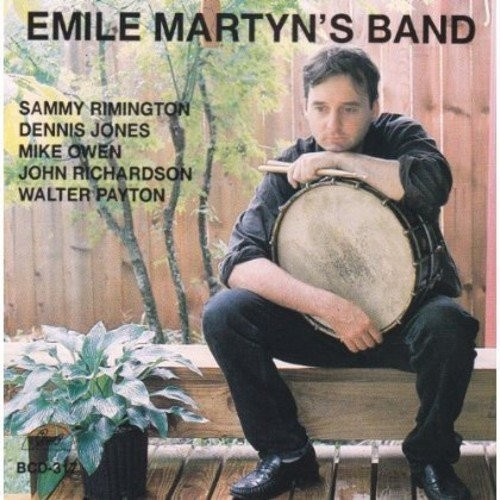 Emile Martyn's Band [CD]