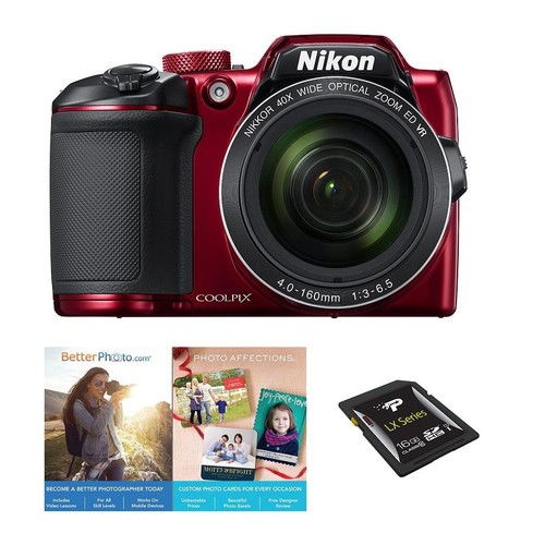 Nikon Coolpix B500 Digital Camera with 40X Optical Zoom