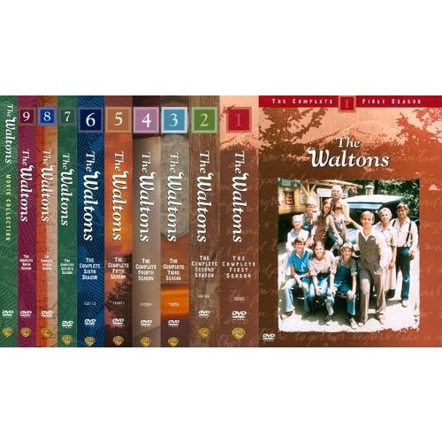 The Waltons: Seasons 1-9 & the Movie Collection