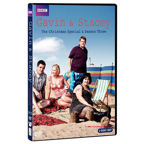 Gavin & Stacey: Season 3 plus 2008 Christmas Special: Various: Movies & TV