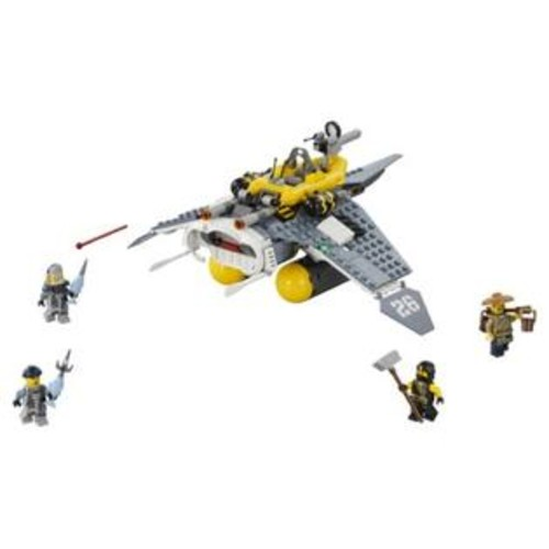 LEGO Manta Ray Bomber The Ninjago Movie