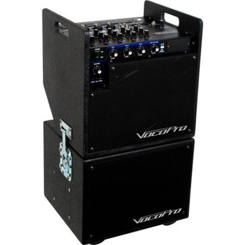 VocoPro MOBILMAN Karaoke System with DKP-3 SD Card Karaoke Player MOBILEMAN-KARAOKE (PACKAG
