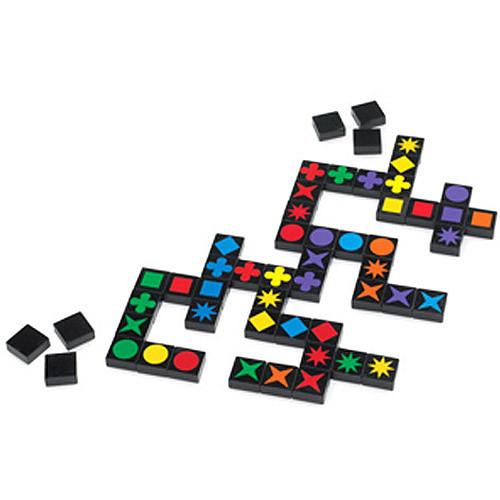 Qwirkle Board Game [Multicolor, None]