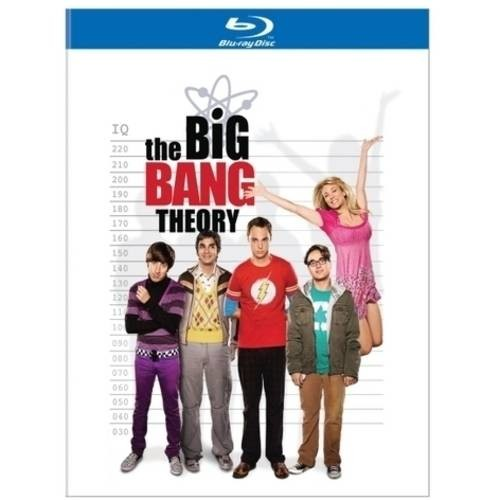 Big Bang Theory: The Complete Second Season [3 Discs] [Blu-ray] (Blu-ray Disc)