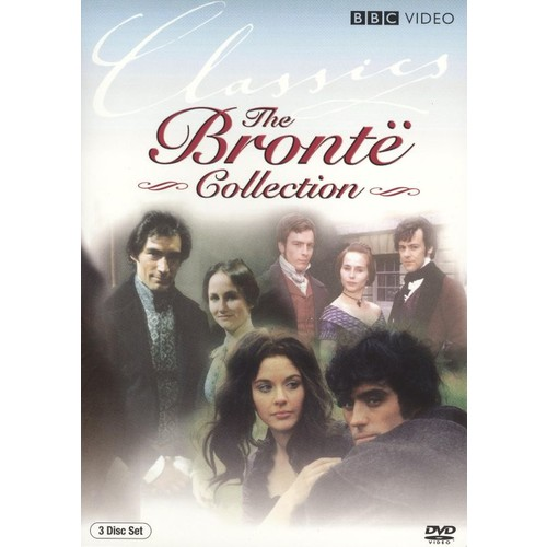 The Bronte Collection [3 Discs] [DVD]