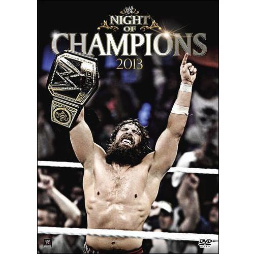 WWE: Night of Champions 2013 [DVD] [English] [2013]