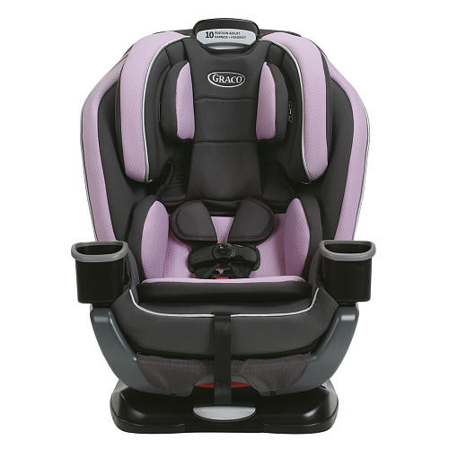 Graco Extend2Fit 4-in-1 Convertible Car Seat - Janey