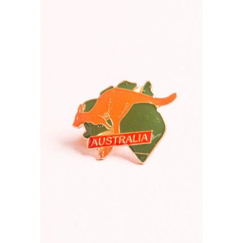 Australia Kangaroo Pin