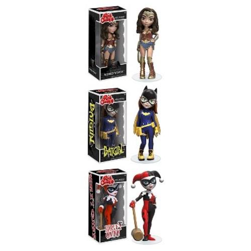 Funko - Rock Candy Collectors Set Figures