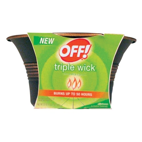 Off Triple Wick Citronella Candle (71170)