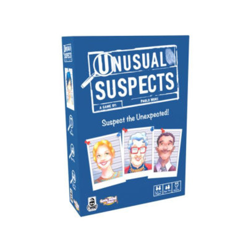 Unusual Suspects Card Game