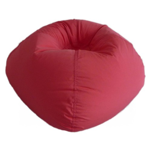 Ace Casual Furniture Red Cotton Bean Bag