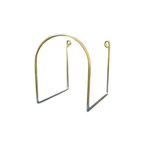 WIRE HOSE HANGER: for Central Vacuum System Vacuum Cleaner Hose or Cords