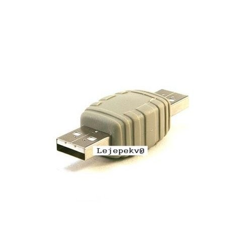 Monoprice USB 2.0 A Male to A Male Gender Changer Adapter (104812)