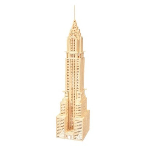 Bojeux Matchitecture Empire State Building