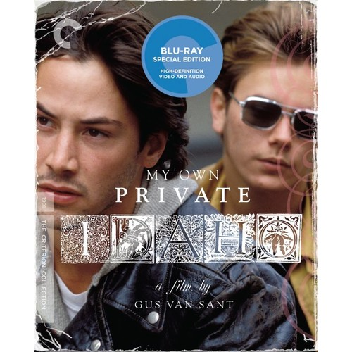 My Own Private Idaho [Criterion Collection] [Blu-ray] [1991]
