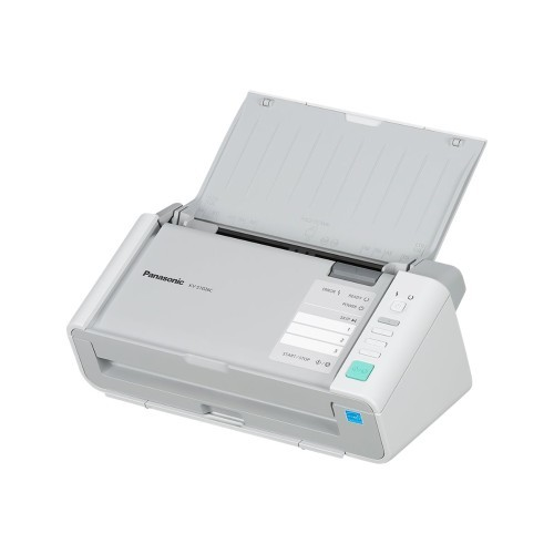 Panasonic KV-S1026C-NT - Document scanner - Duplex - 8.5 in x 100 in - 600 dpi - up to 30 ppm (mono) / up to 20 ppm (color) - ADF (50 sheets) - USB 2.0 (KV-S1026C-NT)