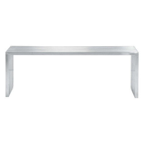 Novel Stainless Steel Double Bench