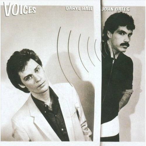 Hall & oates - Voices (CD)