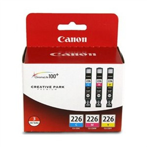 Canon CLI-226 Ink Cartridge - Cyan, Magenta, Yellow 4547B005
