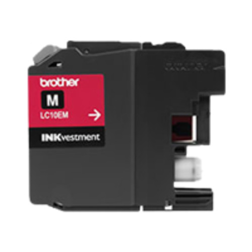 Brother LC-10EM INKvestment Super High Yield (XXL Series) Cyan Ink Cartridge