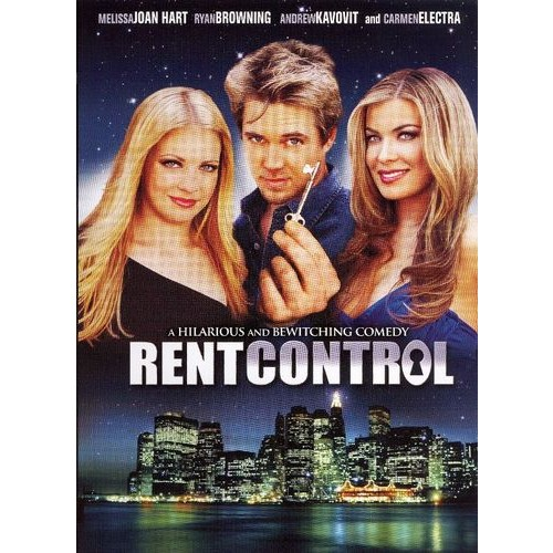 Rent Control [DVD] [English] [2002]