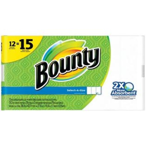 Procter & Gamble Paper Towel Bounty Large Roll
