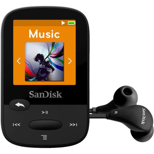 SanDisk SanDisk Clip Sport 4 GB Black
