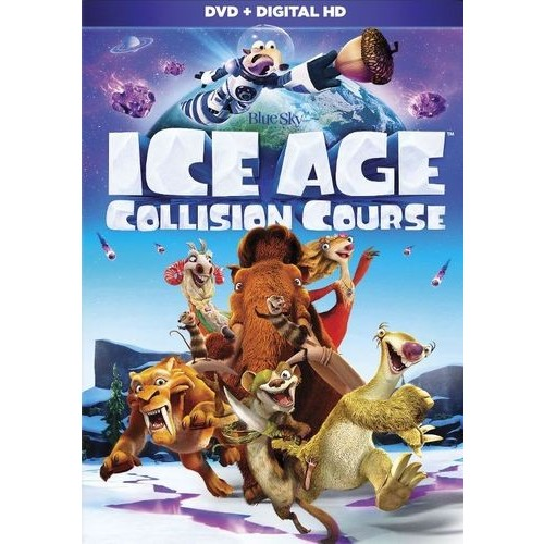 Ice Age: Collision Course [DVD] [2016]