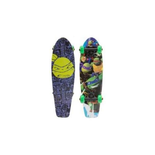Playwheels Teenage Mutant Ninja Turtles Kids 21 in. Complete Skateboard