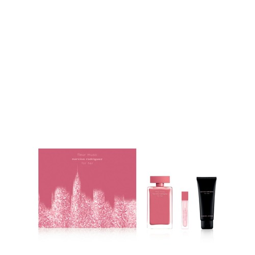 For Her Fleur Musc Eau de Parfum Gift Set ($170 value)