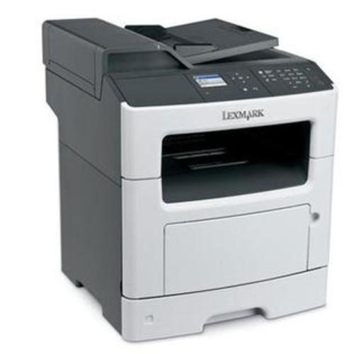 Lexmark - 35S5700 - Lexmark MX310DN Laser Multifunction Printer - Monochrome - Plain Paper Print - Desktop -