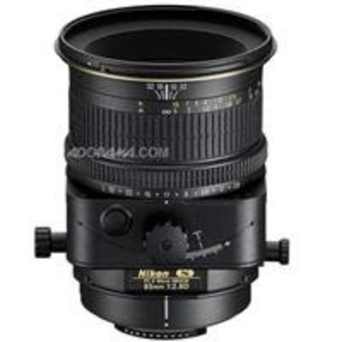 Nikon PC-E NIKKOR 85mm f/2.8D Manual Focus Lens - International Version (No Warranty)