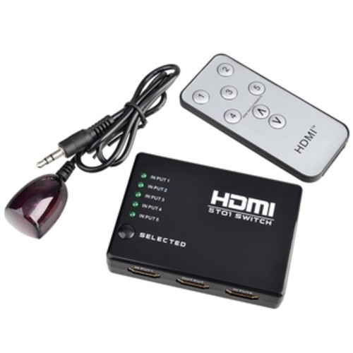 Manhattan 4-Port HDMI Splitter